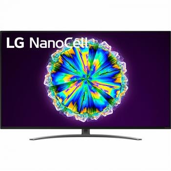 Televize LG 55NANO86 černá