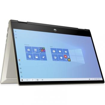 Notebook HP Pavilion x360 14-dw0601nc zlatý