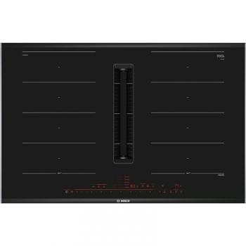 Indukční varná deska s odsáváním Bosch PXX875D67E černá