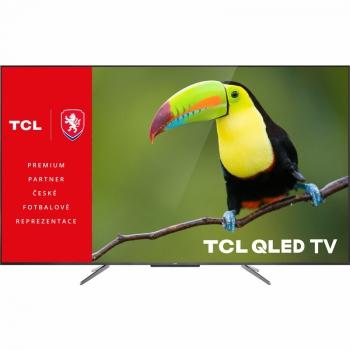 Televize TCL 65C715 černá