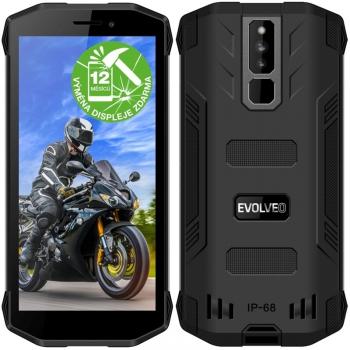 Mobilní telefon Evolveo StrongPhone G5 černý