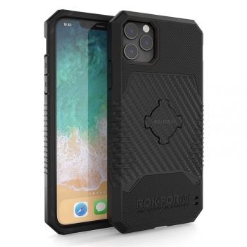 Kryt na mobil Rokform Rugged na Apple iPhone 11 Pro Max černý