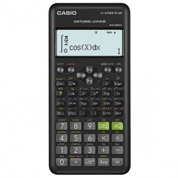 Kalkulačka Casio Casio FX 570 ES PLUS 2E černá