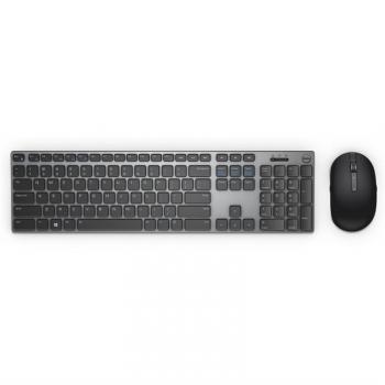 Klávesnice s myší Dell KM717 černá/šedá