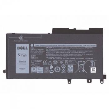 Baterie Dell 3-cell 51W/HR Li-ion pro Latitude 5280, 5290, 5480, 5490, 5580, 5590