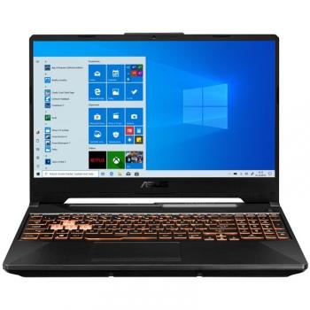 Notebook Asus TUF Gaming A15 FA506II-BQ028T černý