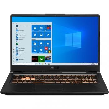 Notebook Asus TUF Gaming A17 FA706II-AU016T černý
