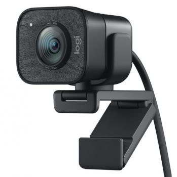 Webkamera Logitech StreamCam C980 černá