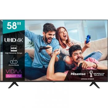 Televize Hisense 58A7100F černá