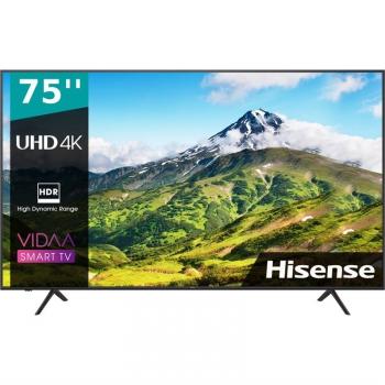 Televize Hisense 75A7100F černá