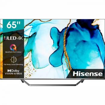 Televize Hisense 65U7QF šedá