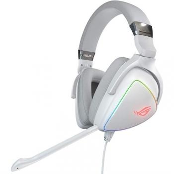 Headset Asus ROG Delta bílý