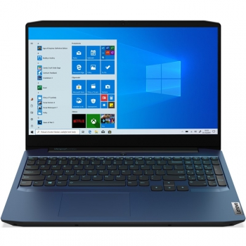 Notebook Lenovo IdeaPad Gaming 3-15IMH05 modrý
