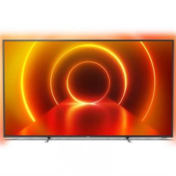 Televize Philips 75PUS7805 stříbrná