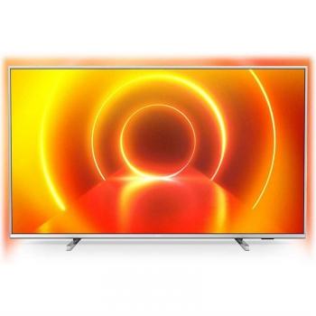 Televize Philips 43PUS7855 stříbrná