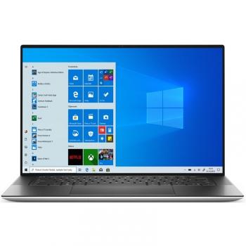 Notebook Dell XPS 15 (9500) stříbrný