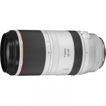 Objektiv Canon RF 100-500 mm f/4.5-7.1 L IS USM černý