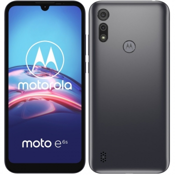 Mobilní telefon Motorola Moto E6s šedý