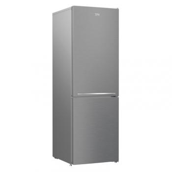 Chladnička s mrazničkou Beko EVO RCSA366K40XBN stříbrná