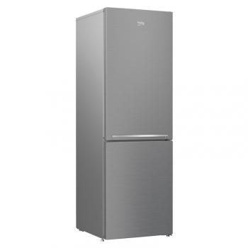 Chladnička s mrazničkou Beko EVO RCNA366I40XBN stříbrná