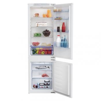 Chladnička s mrazničkou Beko BCHA275E4SN bílé