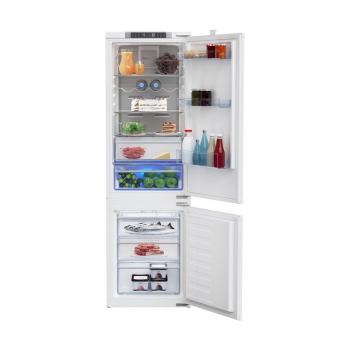 Chladnička s mrazničkou Beko BCNA275E4SN bílé
