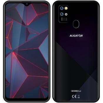 Mobilní telefon Aligator S6500 černý