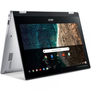 Notebook Acer Chromebook Spin 11 (CP311-3H-K7MV) stříbrný