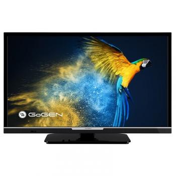 Televize GoGEN TVH 24R552 STWEB černá