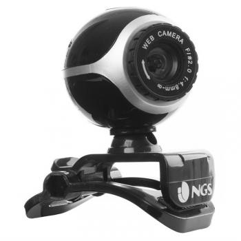 Webkamera NGS XPRESSCAM300 černá