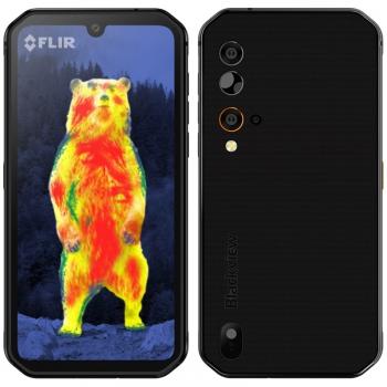Mobilní telefon iGET BLACKVIEW GBV9900 Pro Thermo černý