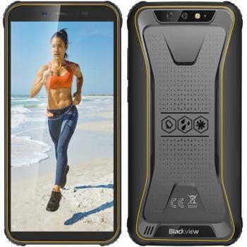 Mobilní telefon iGET BLACKVIEW GBV5500 Plus žlutý