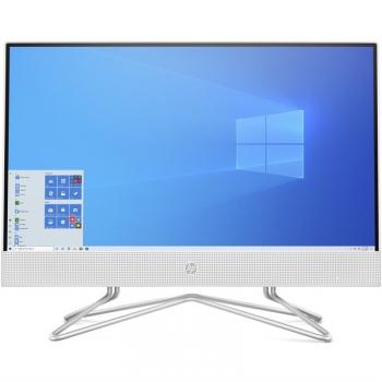 Počítač All In One HP 22-df0005nc bílý