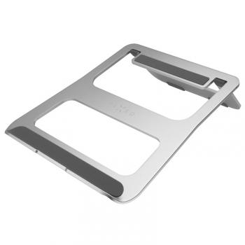 """Podstavec pro notebooky FIXED Frame Book do 15,6"""" hliník"""