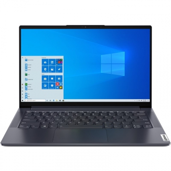 Notebook Lenovo Yoga Slim 7-14IIL05 šedý