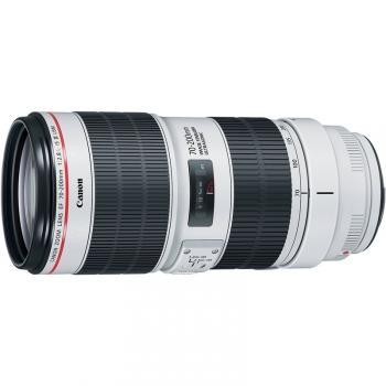 Objektiv Canon EF 70-200 mm f/2.8 L IS III USM černý