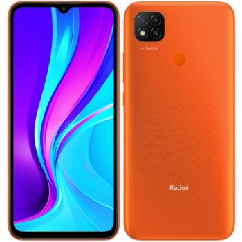 Mobilní telefon Xiaomi Redmi 9C NFC 64 GB oranžový
