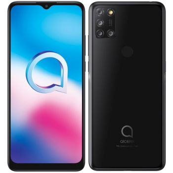 Mobilní telefon ALCATEL 3X 2020 černý