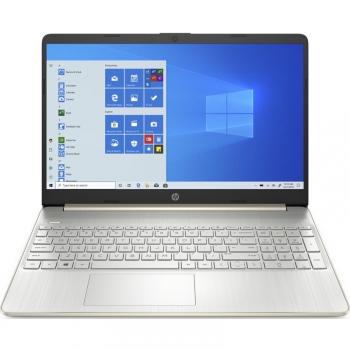 Notebook HP 15s-eq1629nc zlatý