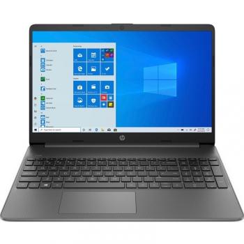 Notebook HP 15s-eq1624nc šedý