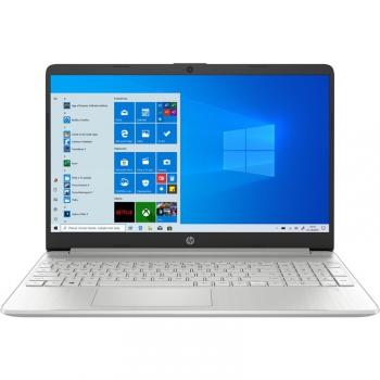 Notebook HP 15s-eq1621nc stříbrný
