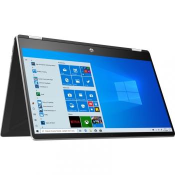 Notebook HP Pavilion x360 15-dq1600nc stříbrný
