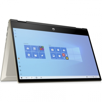 Notebook HP Pavilion x360 14-dw0602nc zlatý