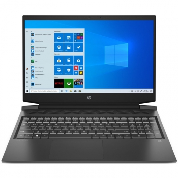 Notebook HP Pavilion Gaming 16-a0600nc - Shadow Black