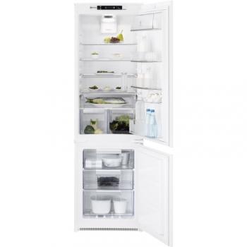 Chladnička s mrazničkou Electrolux ENT8TE18S bílé