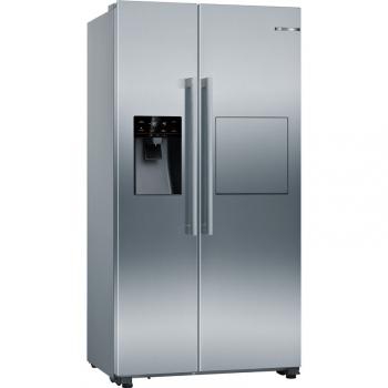 Americká lednice Bosch Serie | 6 KAG93AIEP nerez