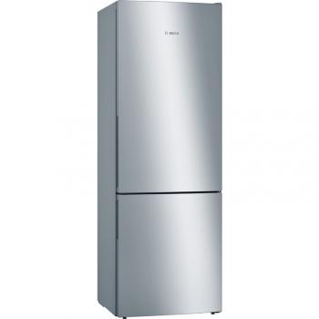 Chladnička s mrazničkou Bosch Serie | 6 KGE49AICA nerez