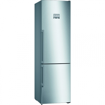 Chladnička s mrazničkou Bosch Serie | 8 KGF39PIDP nerez