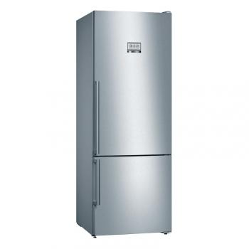 Chladnička s mrazničkou Bosch Serie | 8 KGF56PIDP nerez