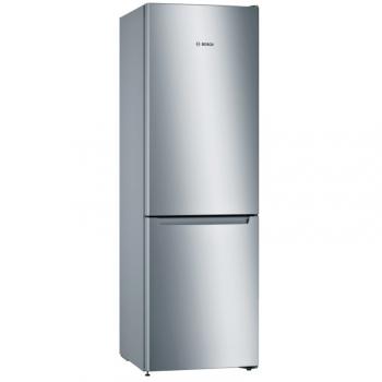 Chladnička s mrazničkou Bosch Serie | 2 KGN36NLEA nerez